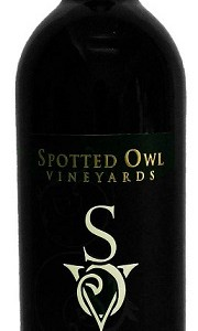 Spotted Owl Cuvee 2010