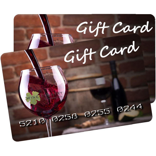 Wine Country Connection Gift Card