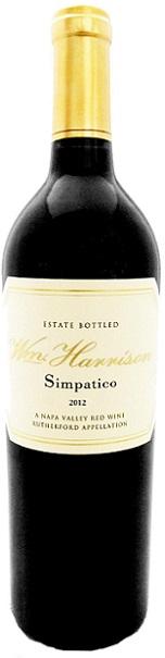 """2012 WM. HARRISON """"SIMPATICO"""""""