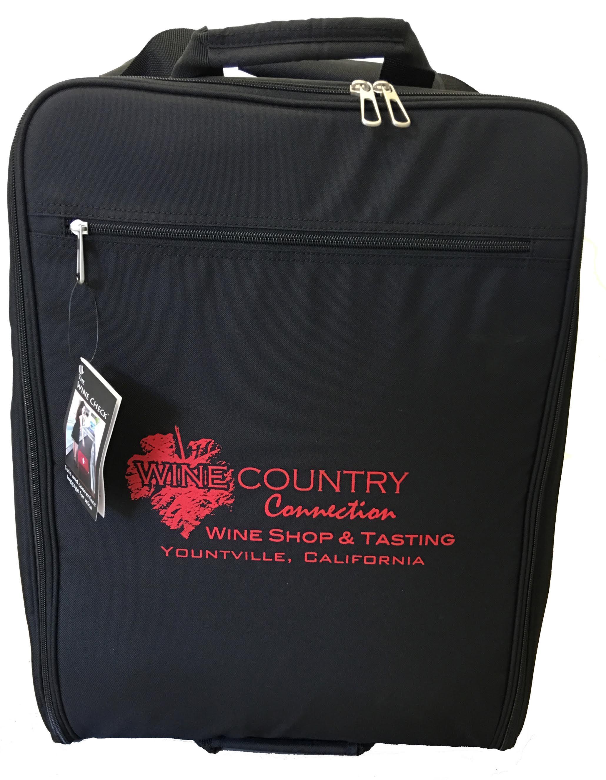 The Wine Check Bag