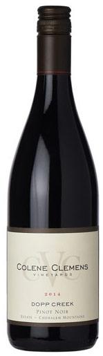 2013 Colene Clemens Pinot Noir Margo