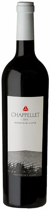 "2016 CHAPPELLET ""MOUNTAIN CUVEE"" PROPRIETARY RED"