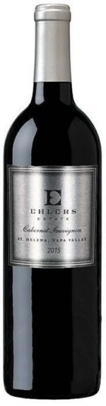 "2015 EHLERS ESTATE ""ST. HELENA"" CABERNET SAUVIGNON"