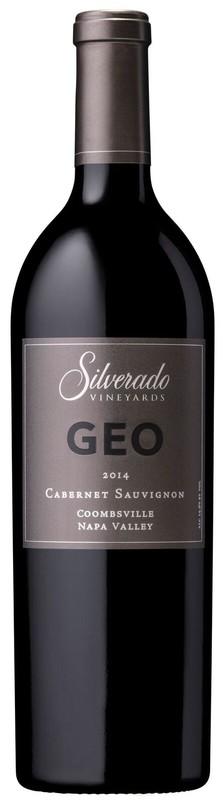 """2014 SILVERADO """"GEO"""" COOMBSVILLE CABERNET SAUVIGNON"""