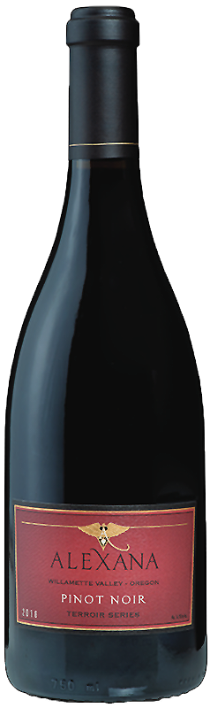 2016 ALEXANA TERROIR SERIES WILLAMETTE VALLEY PINOT NOIR